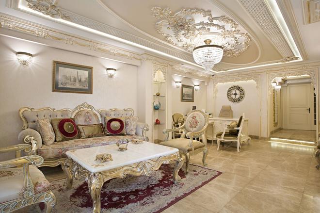 Hotel Evsen - Estambul - Sala de estar
