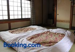 Minsyuku Katsuya - Shirahama - Phòng ngủ