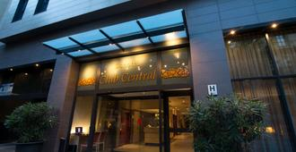 Sunotel Club Central - Barcelona - Bygning