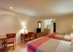 Motel 6 Hinesville - Ga - Hinesville - Bedroom