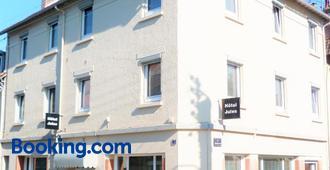 朱爾斯酒店 - 勒圖凱 – 巴黎 – 普拉日 - 樂都給 - 建築
