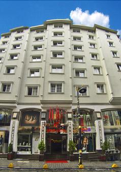 Gold Hotel - Istanbul - Gebäude