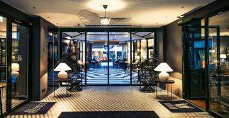 Hotel F6 - Helsinki - Recepción