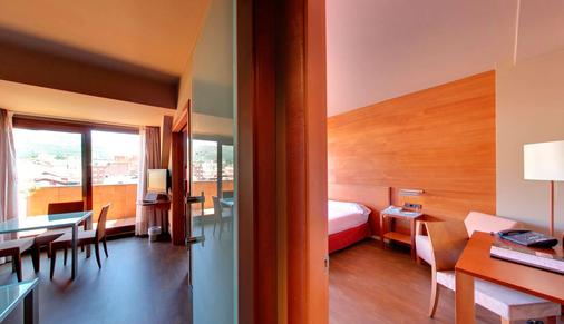 Silken Monumental Naranco - Oviedo - Makuuhuone