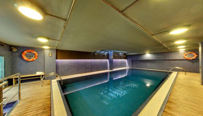 Silken Monumental Naranco - Oviedo - Bể bơi