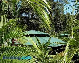 El Colibri Lodge - Manzanillo - Building