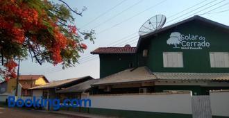 Hotel Pousada Solar do Cerrado - Бонито