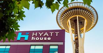 Hyatt House Seattle Downtown - Seattle - Vista del exterior