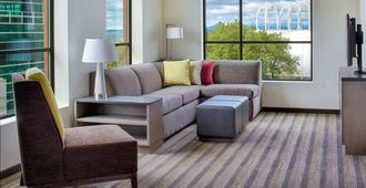 Hyatt House Seattle Downtown - Seattle - Sala de estar