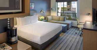 Hyatt House Seattle Downtown - Seattle - Slaapkamer