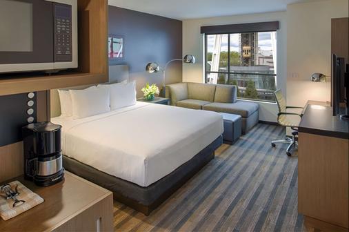 Hyatt House Seattle Downtown - Seattle - Bedroom