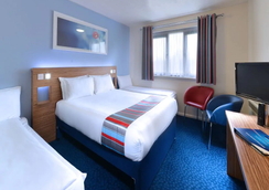 Travelodge Dublin Phoenix Park 酒店 - 都柏林 - 都柏林 - 臥室