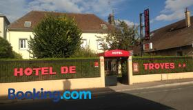 Hôtel De Troyes - Troyes - Building