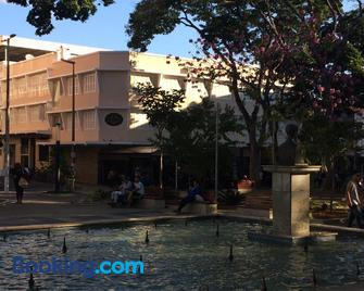 Hotel Centenario Itajuba - Ітажуба - Building