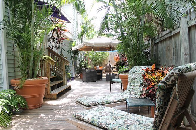 The Grand Guesthouse - Cayo Hueso - Patio