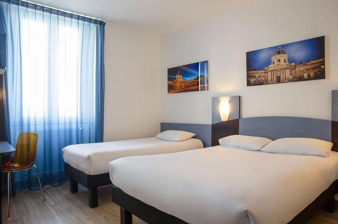 The Originals Access, Hôtel Bourges Gare (P'tit Dej-Hotel) - Bourges - Bedroom