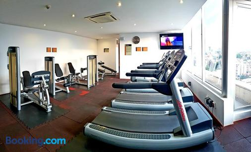 Room In Residential Wtc - Mexico City - Gym