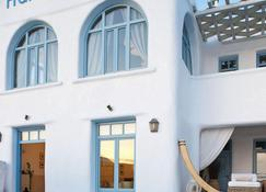 Harmony Boutique Hotel - Mykonos - Bygning