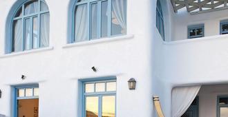 ハーモニー ブティック ホテル - ミコノス島 - 建物