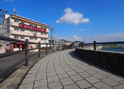 Omotenashi Hostel Miyajima - Hatsukaichi - Rakennus