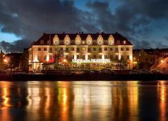 Grand Hotel Falkenberg - Falkenberg - Building