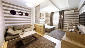 Hotel Confort - Κλουζ-Ναπόκα - Σαλόνι