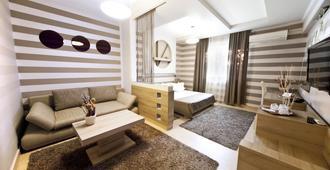 ホテル コンフォート - クルージュ=ナポカ - リビングルーム