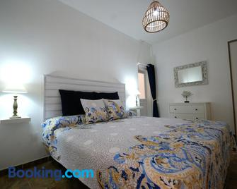 El Aceitun Beach Holiday Homes - Gran Tarajal - Bedroom