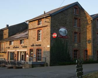 Auberge Saint-Martin - Vresse Sur Semois - Gebouw