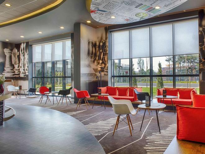 ibis Istanbul Tuzla Hotel - Güzelyali - Lounge