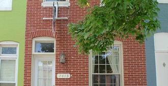 Brick 3 Bedroom Holiday Home - בולטימור - נוף חיצוני