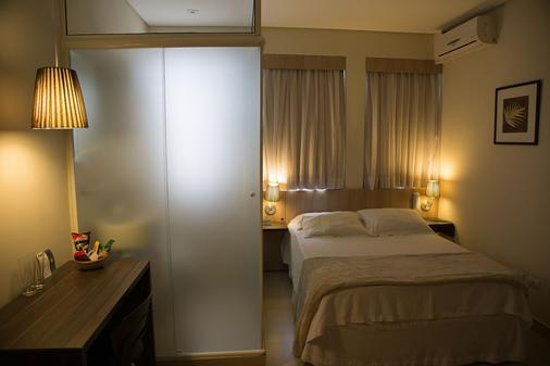Hotel Eilat - Curitiba - Κρεβατοκάμαρα