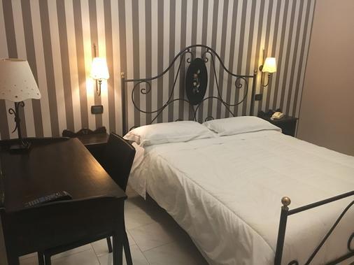 迪利阿米奇酒店 - 龐貝 - 龐貝 - 臥室