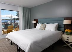 Lakehouse Hotel and Resort - קרלסבאד - חדר שינה