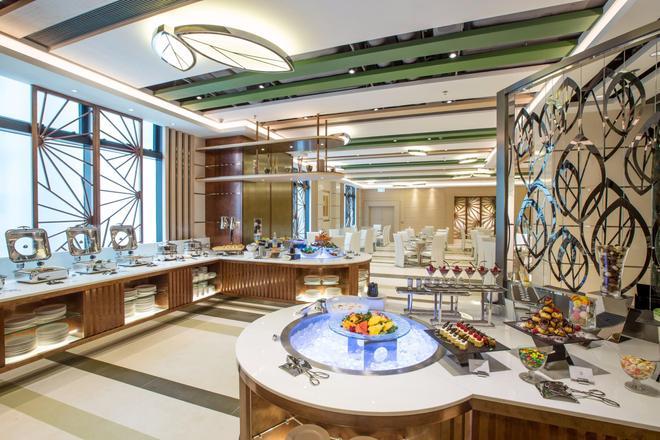 香港珀麗酒店 - 香港 - 自助餐