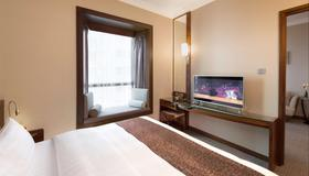 Rosedale Hotel Hong Kong - Hongkong - Schlafzimmer
