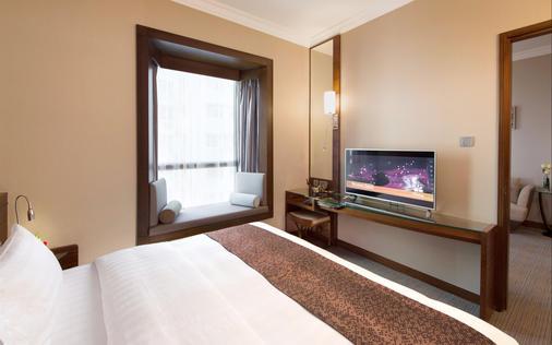 Rosedale Hotel Hong Kong - Hong Kong - Bedroom