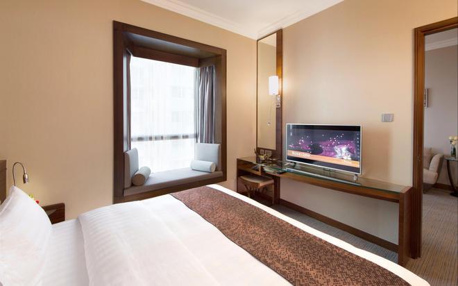 香港珀麗酒店 - 香港 - 臥室