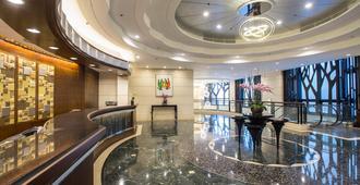 香港珀麗酒店 - 香港 - 大廳