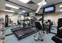 香港珀麗酒店 - 香港 - 健身房