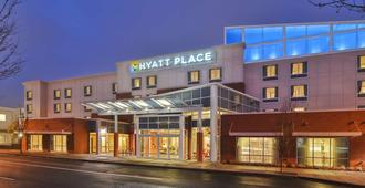 Hyatt Place Portland Airport/Cascade Station - Portland - Building