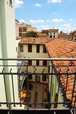 Hotel ABC Mantova - Mantua - Balcón