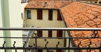 Hotel ABC Mantova - מנטואה - מרפסת