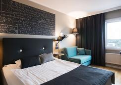 Quality Hotel Panorama, Gothenburg - Gothenburg - Bedroom