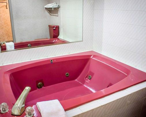 Econo Lodge Colonie Center Mall - Albany - Bathroom