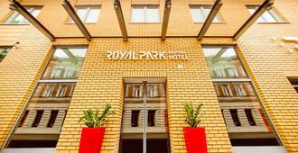 Royal Park Boutique Hotel - Budapeste - Edifício