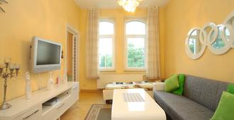 Private Apartment Göttinger Chaussee - Hannover - Living room