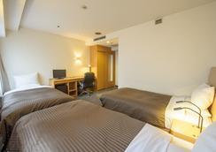 京都四條庭院飯店 - 京都 - 臥室