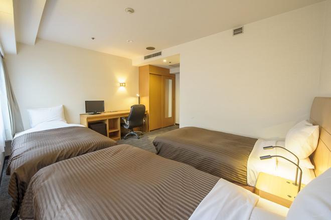 Court Hotel Kyoto Shijo - Kyoto - Bedroom