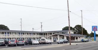 Motel 6 Crescent City. Ca - Crescent City